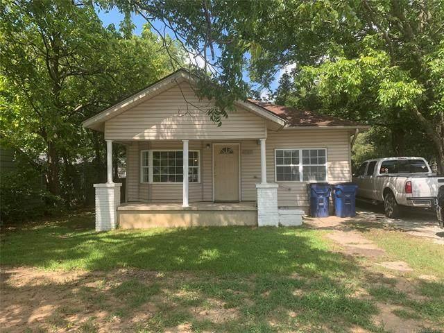 512 E 16th Street E, Ada, OK 74820 (MLS #2033130) :: Active Real Estate