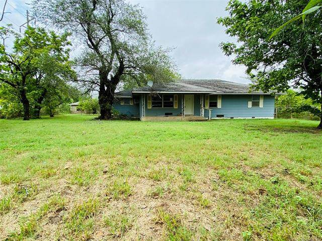 101975 S 4200 Road, Checotah, OK 74426 (MLS #2033175) :: Active Real Estate