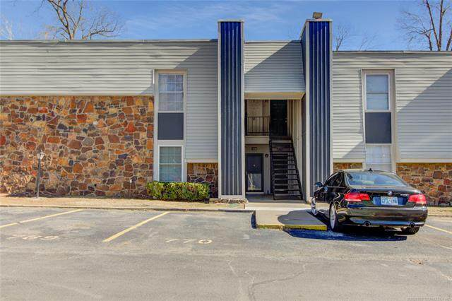 6839 S Toledo Avenue #445, Tulsa, OK 74136 (MLS #2033202) :: RE/MAX T-town