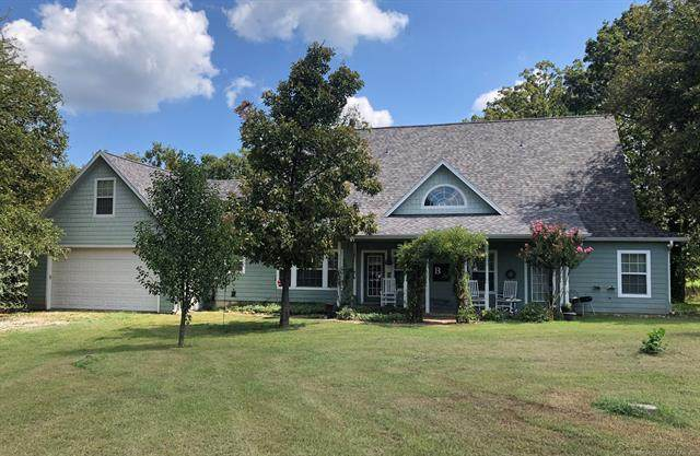 1627 W Mt Carmel Road, Caney, OK 74533 (MLS #2033205) :: Active Real Estate