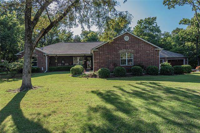 69887 S 340 Avenue, Wagoner, OK 74467 (MLS #2033251) :: Active Real Estate