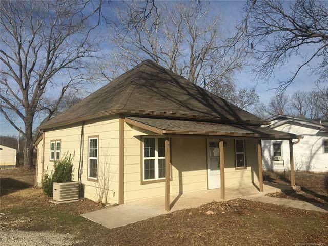 207 S Sidney Avenue, Francis, OK 74844 (MLS #2033267) :: Active Real Estate