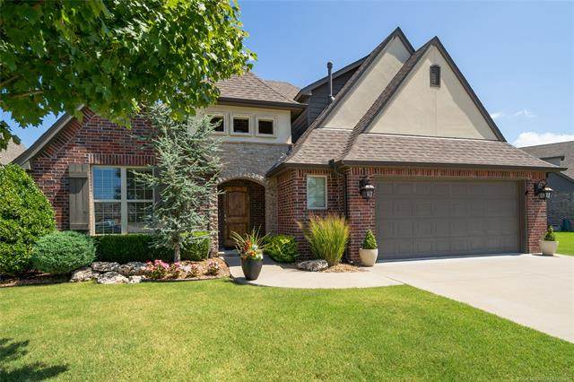 6707 E 125th Place S, Bixby, OK 74008 (MLS #2033350) :: Active Real Estate