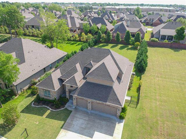 10929 S 74th East Avenue, Tulsa, OK 74133 (MLS #2033355) :: Active Real Estate