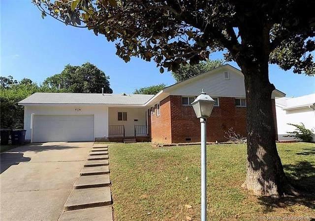 5813 E 22nd Place, Tulsa, OK 74114 (MLS #2033362) :: Active Real Estate