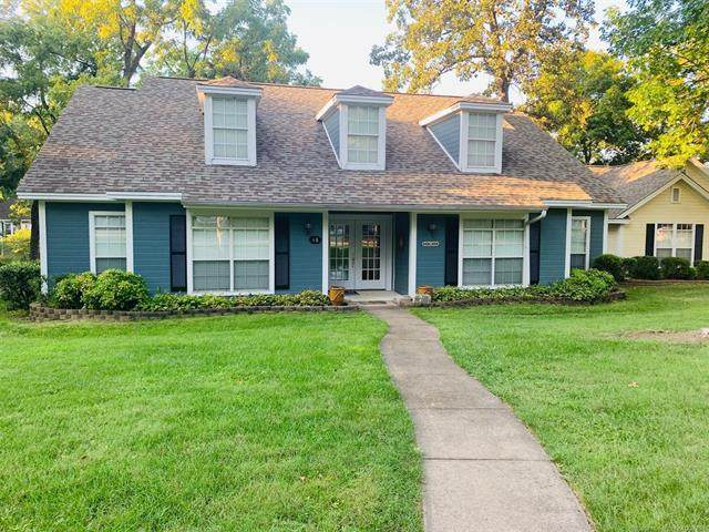 56201 E 285 Road #48, Afton, OK 74331 (MLS #2033381) :: 918HomeTeam - KW Realty Preferred