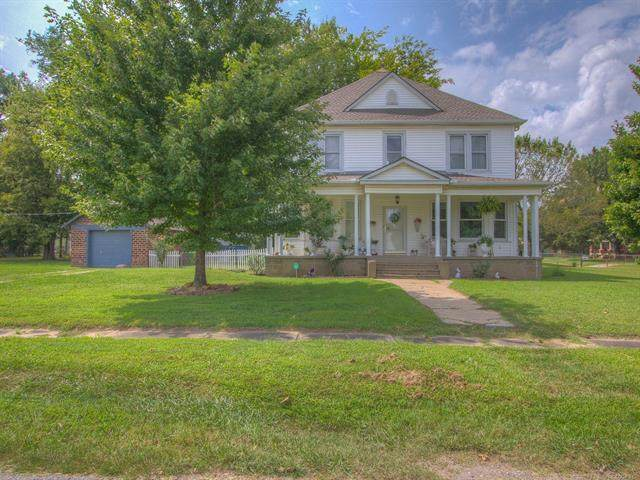 101 S Canada Avenue, Haskell, OK 74436 (MLS #2033445) :: Active Real Estate