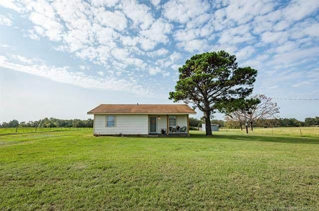 7642 E Nightingale, Atoka, OK 74525 (MLS #2033493) :: Active Real Estate