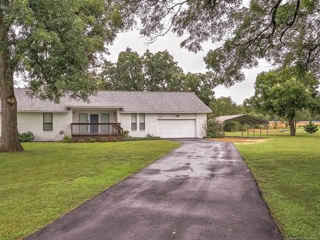 8420 E 123rd Street S, Bixby, OK 74008 (MLS #2033513) :: Active Real Estate