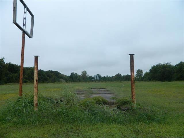 Old Shawnee, Muskogee, OK 74401 (MLS #2033525) :: Active Real Estate