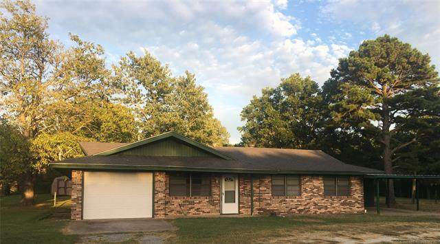 306 S Main, Ada, OK 74820 (MLS #2033553) :: Hopper Group at RE/MAX Results