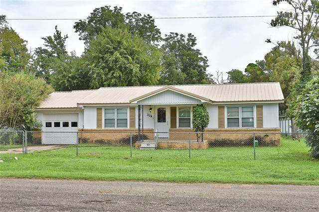 304 N Johnson Street, Valliant, OK 74764 (MLS #2033565) :: Active Real Estate