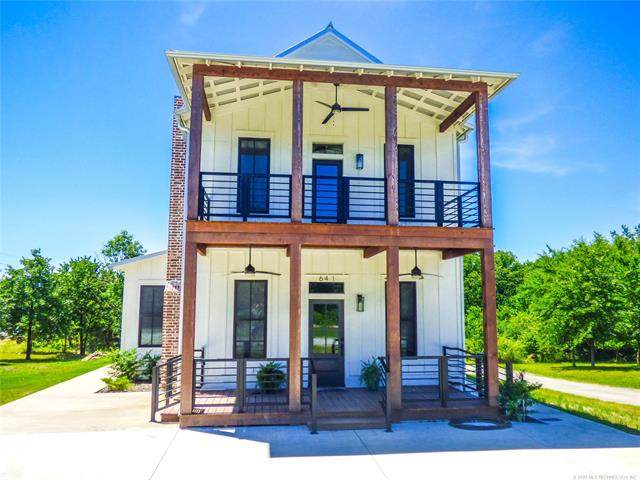 641 Sequoyah Drive, Eufaula, OK 74432 (MLS #2033579) :: 918HomeTeam - KW Realty Preferred