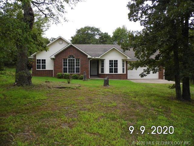 9865 N 218 Road, Okmulgee, OK 74447 (MLS #2033580) :: Hopper Group at RE/MAX Results