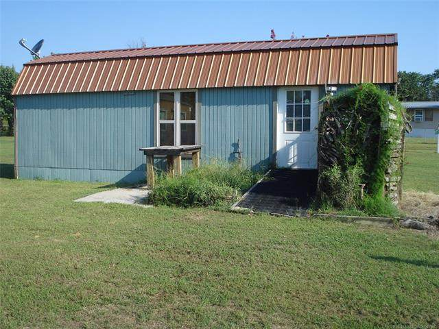 1 West Road, Eufaula, OK 74432 (MLS #2033591) :: 918HomeTeam - KW Realty Preferred
