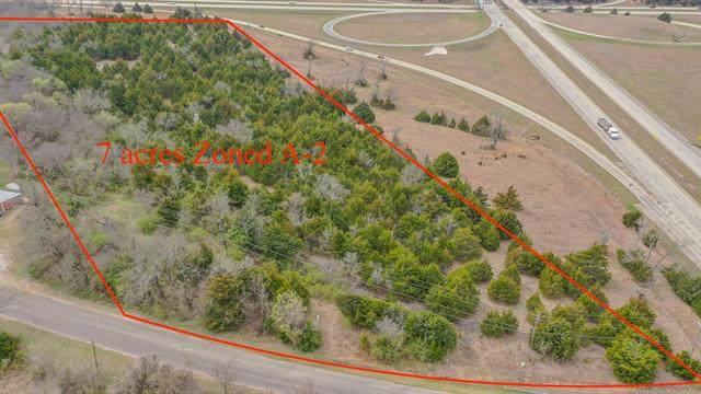 0 Sandy Creek Drive, Ada, OK 74820 (MLS #2033615) :: Active Real Estate