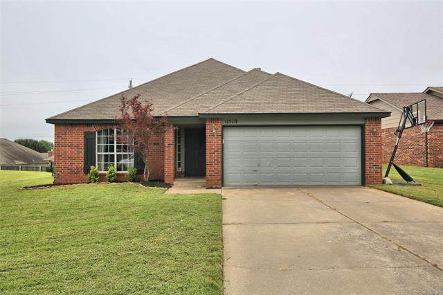11510 S 106th East Avenue, Bixby, OK 74008 (MLS #2033618) :: 918HomeTeam - KW Realty Preferred