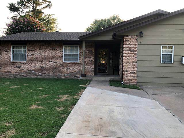 3606 S 106th East Place, Tulsa, OK 74146 (MLS #2033632) :: Hopper Group at RE/MAX Results