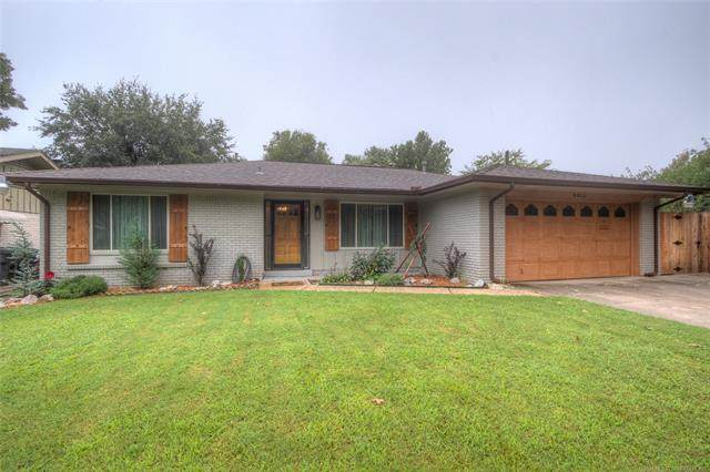 6912 E 16th Street, Tulsa, OK 74112 (MLS #2033633) :: Active Real Estate