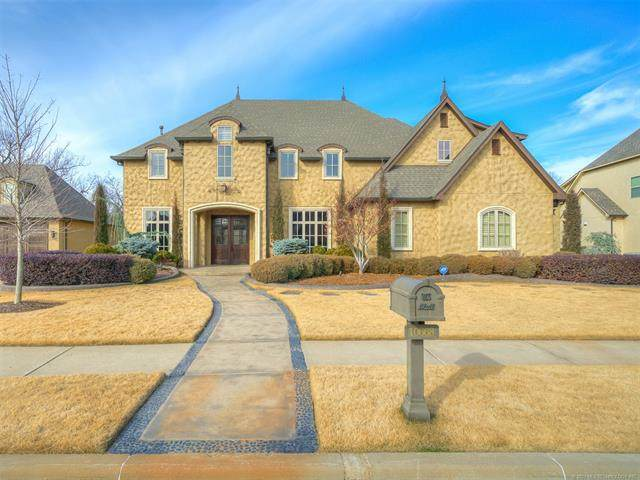 10668 S 93rd East Avenue, Bixby, OK 74133 (#2033636) :: Homes By Lainie Real Estate Group