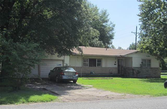 602 N Broadway Street, Stigler, OK 74462 (MLS #2033650) :: 918HomeTeam - KW Realty Preferred
