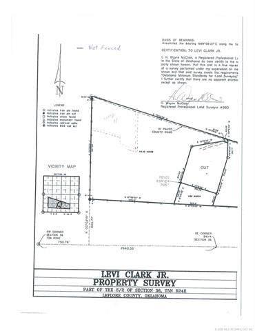 0 Reichert Summerfield Road, Heavener, OK 74937 (MLS #2033688) :: Hometown Home & Ranch