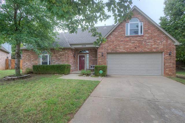 8208 S 85th East Avenue, Tulsa, OK 74133 (MLS #2033711) :: Active Real Estate