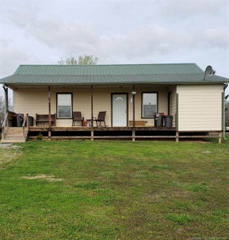 36916 1st, Coalgate, OK 74535 (MLS #2033729) :: Active Real Estate