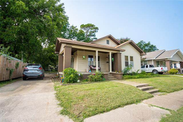 310 12th Avenue NW, Ardmore, OK 73401 (MLS #2033750) :: Active Real Estate