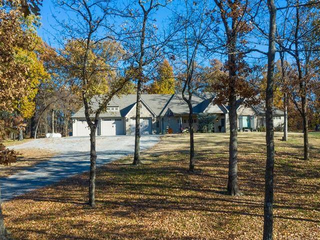 410 N 4395 Road, Pryor, OK 74361 (MLS #2033788) :: Active Real Estate