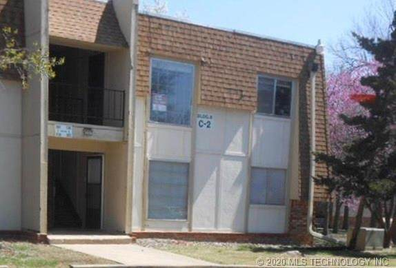 4331 E 68th Street #605, Tulsa, OK 74136 (MLS #2033829) :: RE/MAX T-town