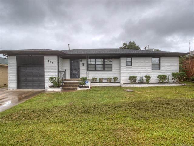 705 S Quenath Street, Sapulpa, OK 74066 (MLS #2033841) :: Active Real Estate