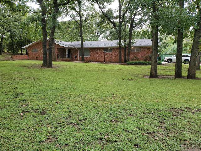 601 Sycamore Street, Pawnee, OK 74058 (MLS #2033892) :: Active Real Estate