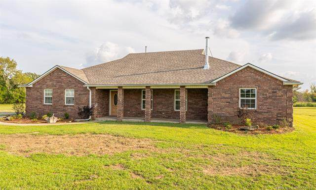 3744 High Hill, Mcalester, OK 74501 (MLS #2033923) :: Hopper Group at RE/MAX Results