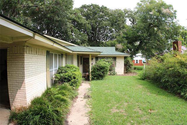 906 S Ohio, Tishomingo, OK 73460 (MLS #2033925) :: Active Real Estate