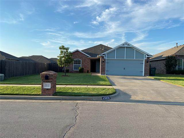 13331 E 133rd Street N, Collinsville, OK 74021 (MLS #2033928) :: Active Real Estate