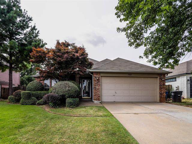 7418 S 95th East Avenue, Tulsa, OK 74133 (MLS #2033943) :: Hopper Group at RE/MAX Results