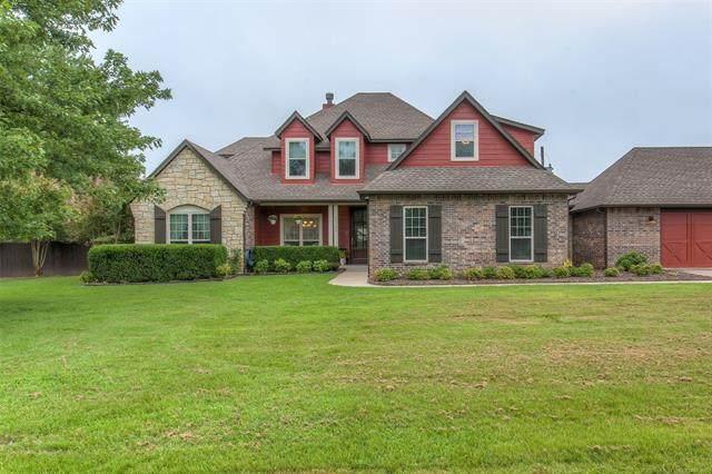 33124 E 148th Street S, Coweta, OK 74429 (MLS #2033983) :: Active Real Estate