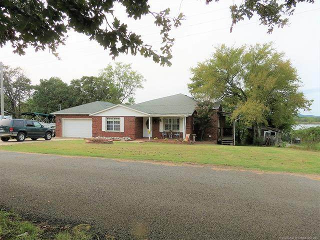 112 W Hilltop Road, Mcalester, OK 74501 (MLS #2033987) :: Hometown Home & Ranch