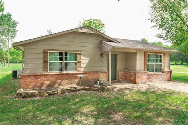 461 Ramona Street, Ramona, OK 74061 (MLS #2033989) :: Active Real Estate