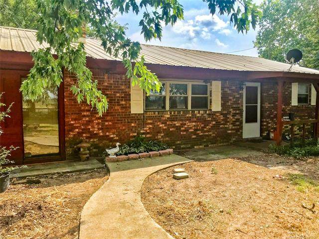 12109 County Road 1520, Ada, OK 74820 (MLS #2033991) :: Active Real Estate