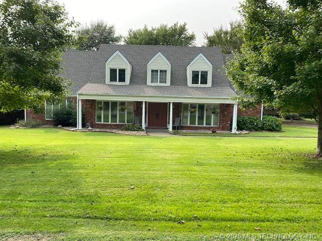 2405 Robin Lane, Muskogee, OK 74403 (MLS #2034002) :: Active Real Estate