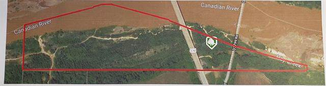 Hwy 75, Calvin, OK 74531 (MLS #2034013) :: Active Real Estate