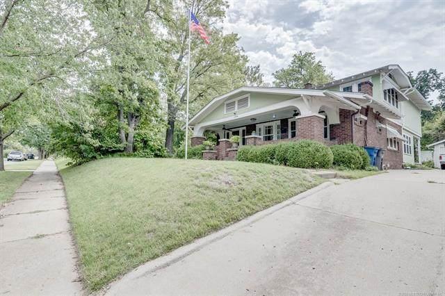 1544 E 19th Street, Tulsa, OK 74120 (MLS #2034018) :: Hometown Home & Ranch