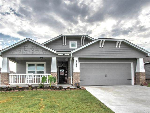 8695 S 256th East Place, Broken Arrow, OK 74014 (MLS #2034025) :: Active Real Estate