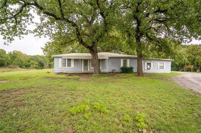 27854 E County Road 1650, Elmore City, OK 73433 (MLS #2034088) :: Hopper Group at RE/MAX Results