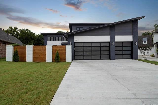 7104 S Chestnut Avenue, Broken Arrow, OK 74011 (MLS #2034106) :: Hometown Home & Ranch