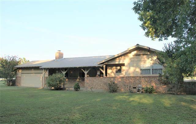 82 N 425 Road, Pryor, OK 74361 (MLS #2034110) :: Active Real Estate