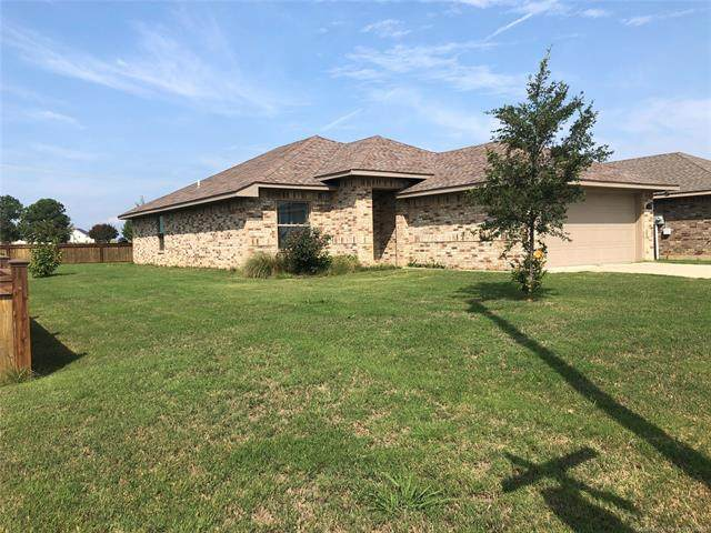 244 Cottonwood Street, Calera, OK 74730 (MLS #2034114) :: Active Real Estate