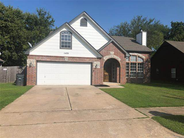 11435 S 108TH East Place, Bixby, OK 74008 (MLS #2034117) :: Hopper Group at RE/MAX Results